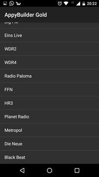 Radios from Germany screenshot 4