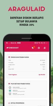 AragulaID - Sayur Organik Murah & Berkualitas screenshot 3