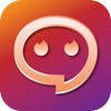 Fire Messenger for SMS - Default SMS&Phone handler icono