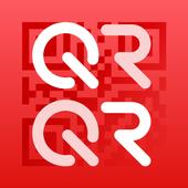 QRQR - QR Code® Reader simgesi