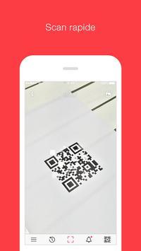 QRQR - QR Code® lecteur Affiche