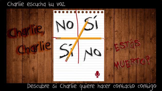 Charlie Charlie El Reto captura de pantalla 2