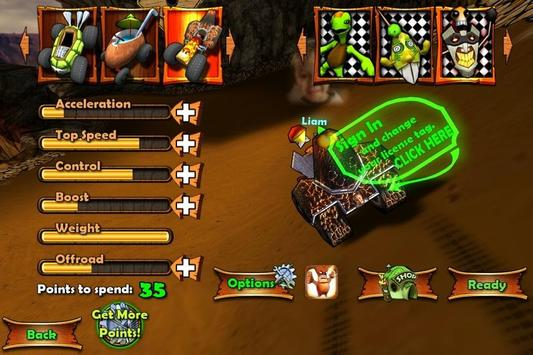 Tiki Kart 3D screenshot 6