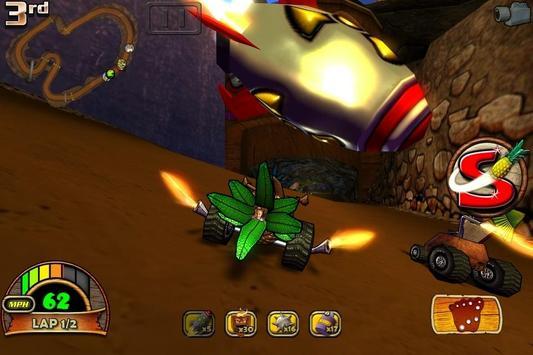 Tiki Kart 3D screenshot 13