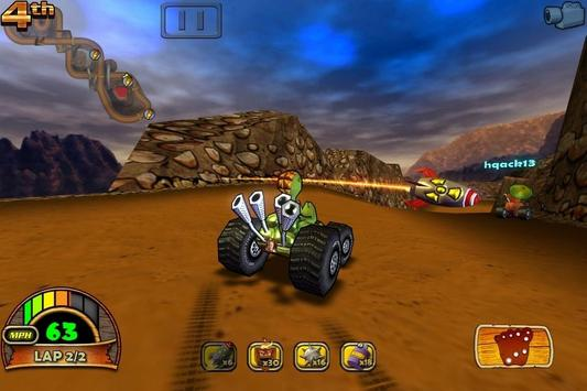 Tiki Kart 3D screenshot 2