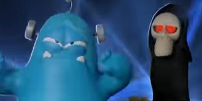 Lastest Funniest Monster Spookiz screenshot 1