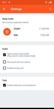 Battery Sound Notification скриншот 5