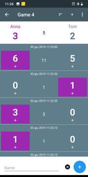 Versus Score Counter (Plus) screenshot 3