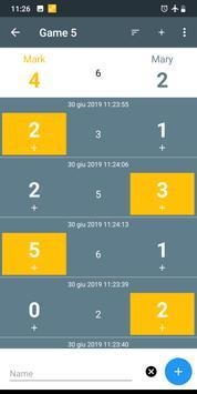 Versus Score Counter (Plus) screenshot 4