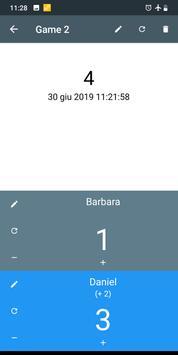 Versus Score Counter (Plus) screenshot 5
