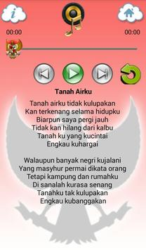 Lagu Wajib Nasional screenshot 2