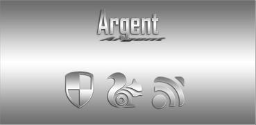 Argent - Icon Pack