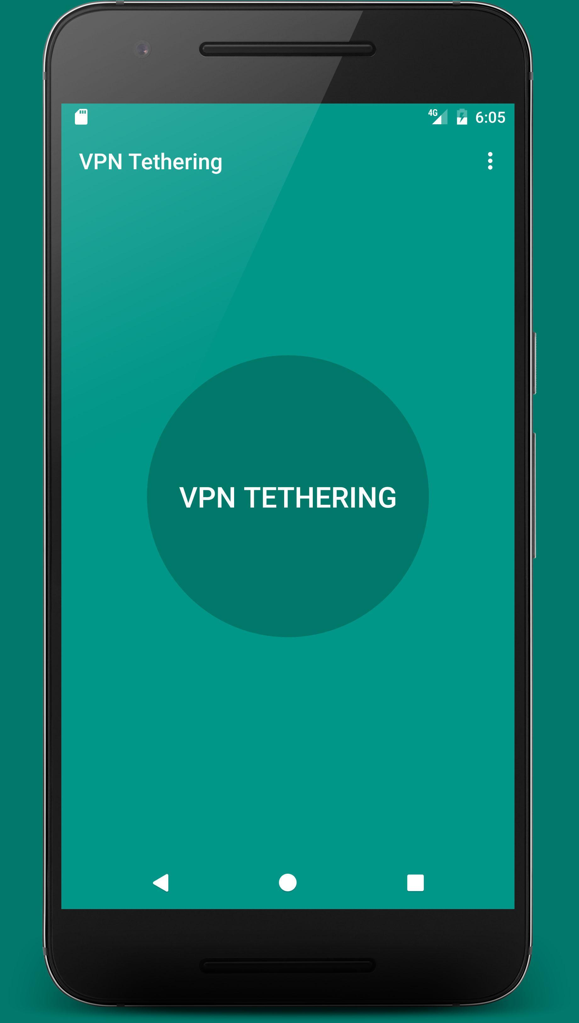 VPN Tethering for Android - APK Download