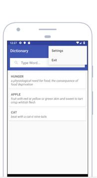 English Dictionary screenshot 3