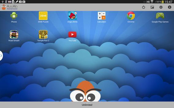 KuuKla Parental Control screenshot 5