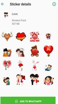Stickers for Chatting - WAStickerApp poster