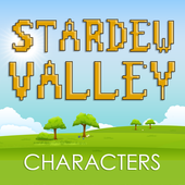 Stardew Valley Characters icon