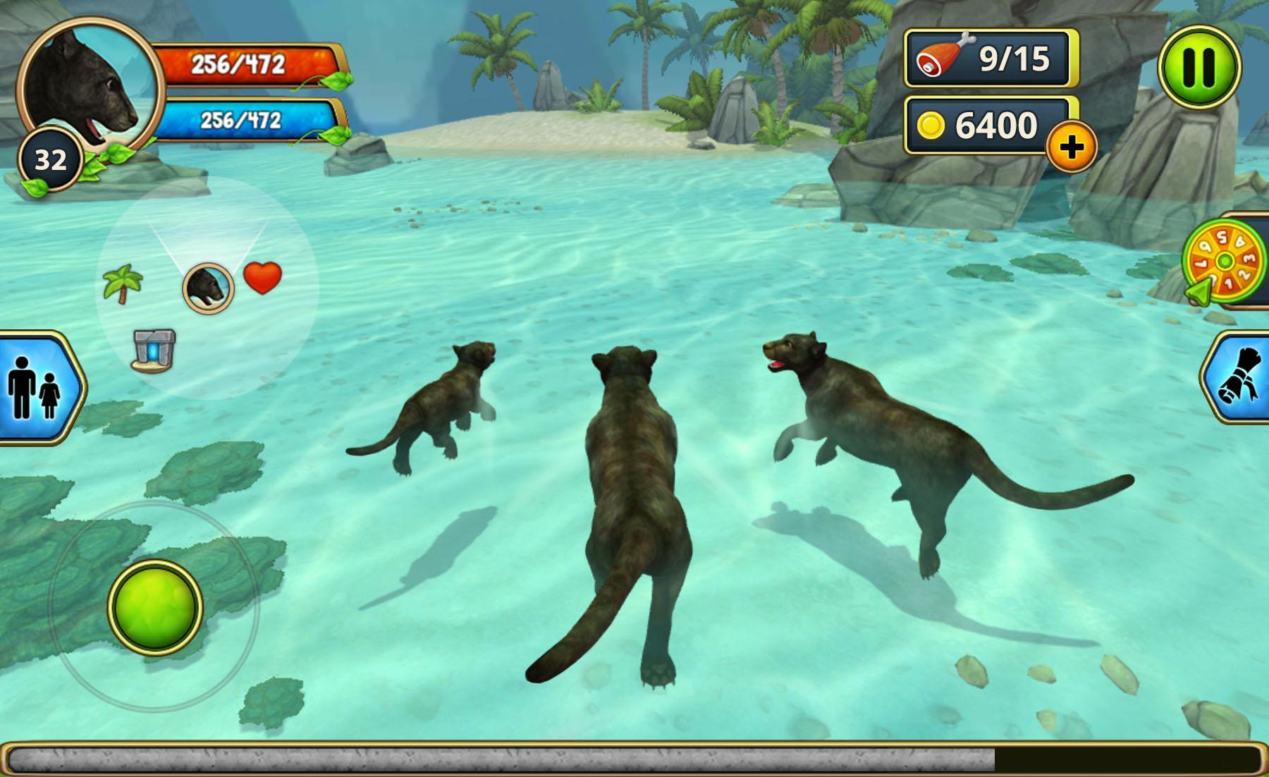 Panther Family Sim Online for Android - APK Download