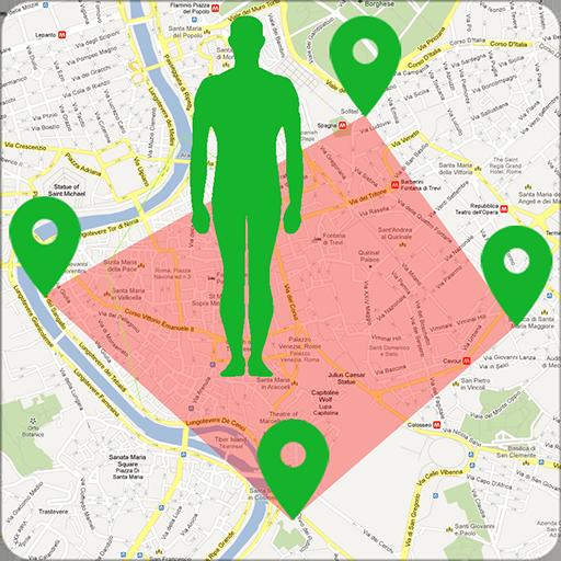 Fingerlator : GPS Field Area measurement