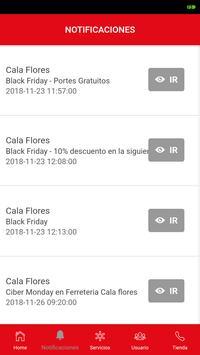 Cala Flores screenshot 1