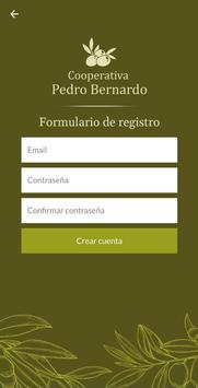Cooperativa Pedro Bernardo screenshot 1