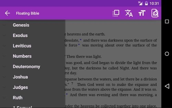 Floating Bible screenshot 10