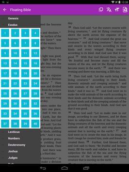 Floating Bible screenshot 9