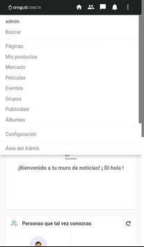 Areguá Conecta screenshot 2