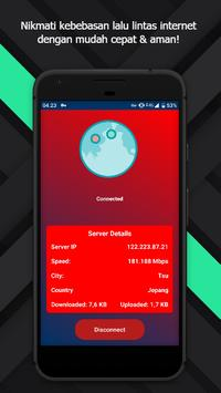 SiMontok VPN screenshot 3