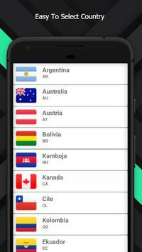 SiMontok VPN screenshot 2