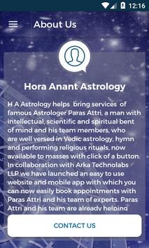 Hora Anant Astrology screenshot 3