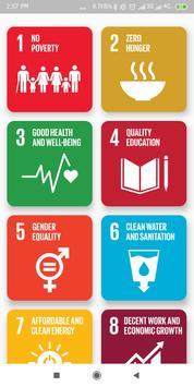 SDGs Book poster