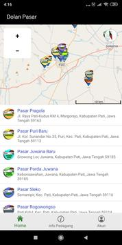 Dolan Pasar Pati poster