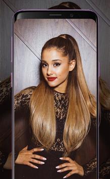 Ariana Grande Wallpaper poster