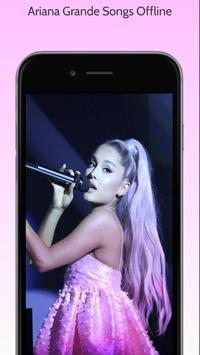 Ariana Grande Songs Offline 2019 screenshot 3