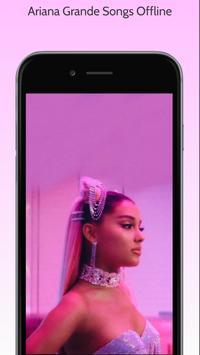 Ariana Grande Songs Offline 2019 screenshot 1