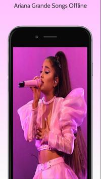 Ariana Grande Songs Offline 2019 screenshot 2