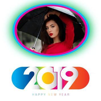 2019 New Year Photo Frames screenshot 1