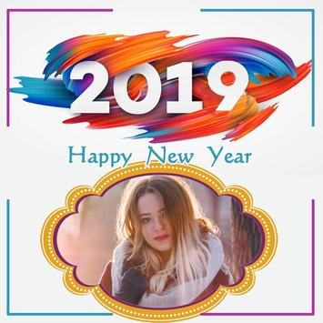 2019 New Year Photo Frames screenshot 3