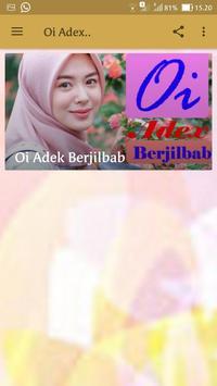 Oy Adek Berjilbab *Offline* poster