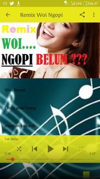 Remix Woi Ngopi Offline screenshot 1