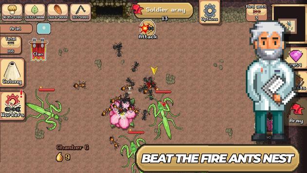 Pocket Ants captura de pantalla 6