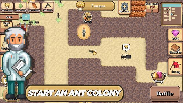 Pocket Ants Poster