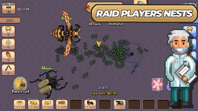 Pocket Ants captura de pantalla 17