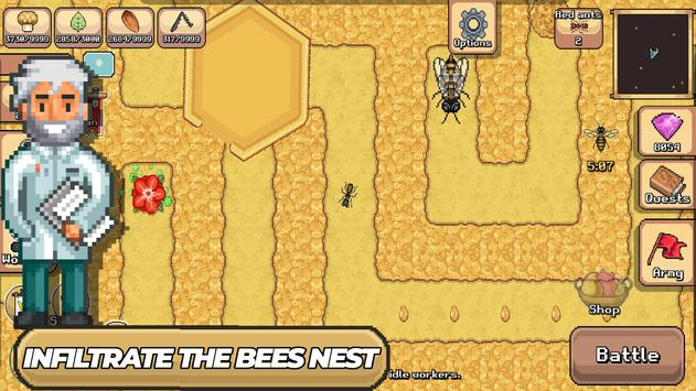 Pocket Ants captura de pantalla 11