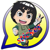 Cartoon Stickers Anime Manga WAStickerapps icon