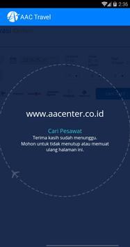 AAC Travel screenshot 3