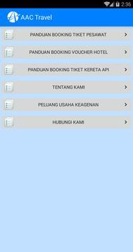 AAC Travel screenshot 5
