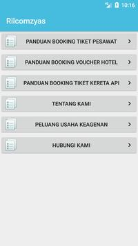 Rilcomzyas Tour and Travel screenshot 5