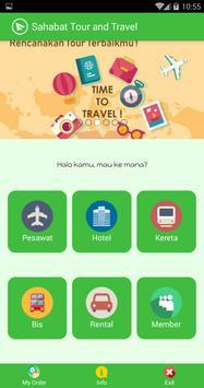 Sahabat Tour & Travel screenshot 1